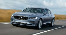 Nearly new cars Volvo S90 automatic