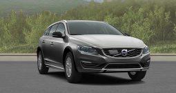 New cars Volvo V60 Cross Country manual