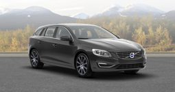 New cars Volvo V60 manual