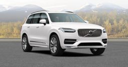 New cars Volvo XC90 automatic
