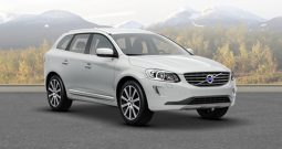 New cars Volvo XC60 automatic