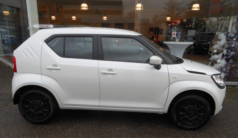 Nieuwe wagens Suzuki Ignis manueel full