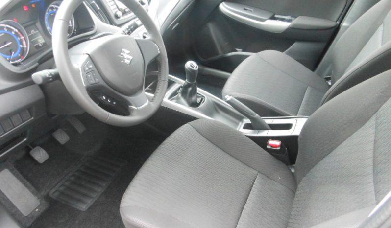 Nieuwe wagens Suzuki Baleno 5d manueel full