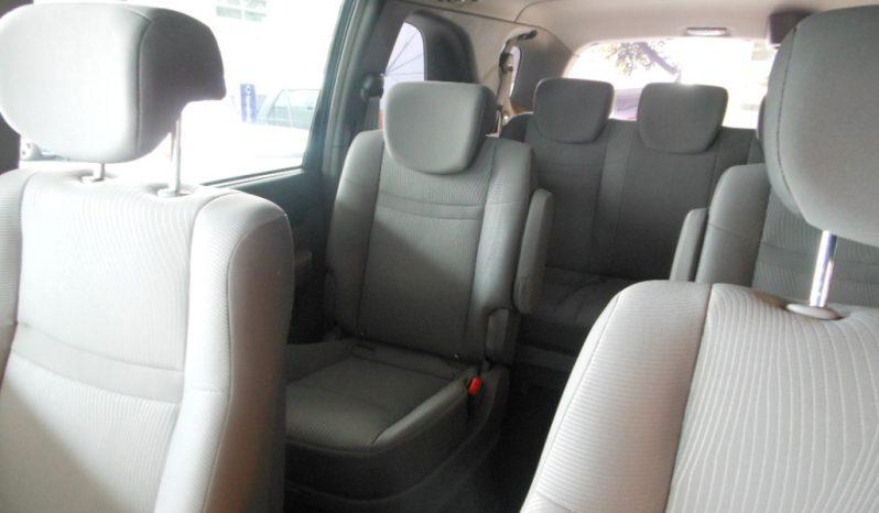 Nieuwe wagens SsangYong Rodius manueel full