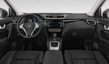 Nieuwe wagens Nissan Qashqai manueel full