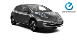 Directiewagens Nissan Leaf automaat