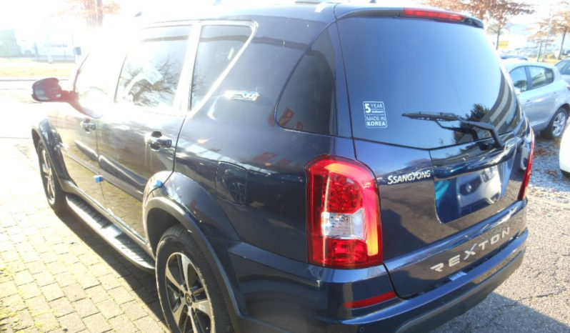 Nieuwe wagens SsangYong Rexton automaat full