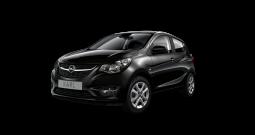 New cars Opel Karl 5d manual