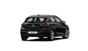 New cars Opel Astra 5d automatic full