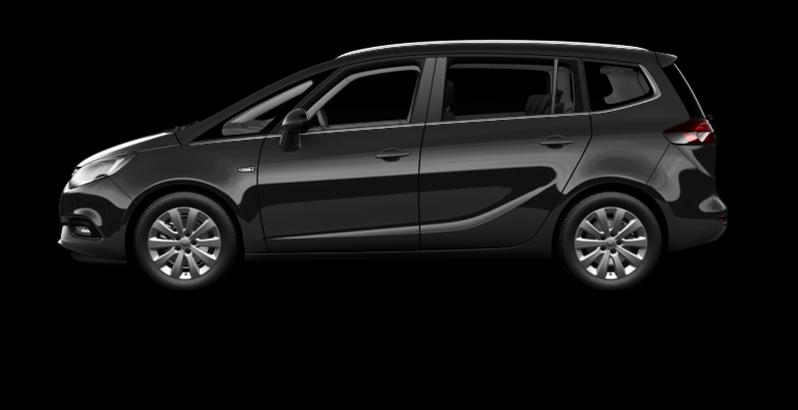 Nieuwe wagens Opel Zafira manueel full