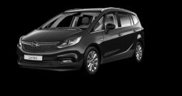 Nieuwe wagens Opel Zafira manueel