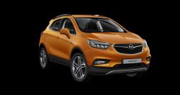 Nieuwe wagens Opel Mokka X automaat