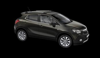 Nieuwe wagens Opel Mokka manueel full