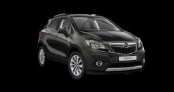 Nieuwe wagens Opel Mokka manueel