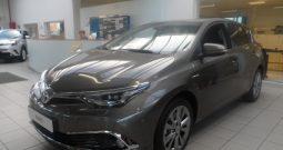 Nieuwe wagens Toyota Auris 5d automaat