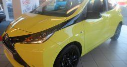 Nieuwe wagens Toyota Aygo 5d manueel