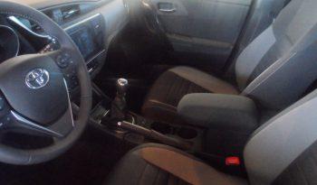 Nieuwe wagens Toyota Auris 5d manueel full