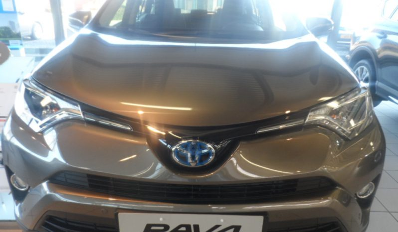 Nieuwe wagens Toyota RAV4 5d automaat full