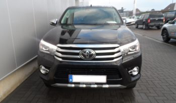 Directiewagens Toyota Hilux 4×4 Dubbele Cabine automaat full