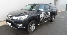 Directiewagens Toyota Hilux 4×4 Dubbele Cabine automaat