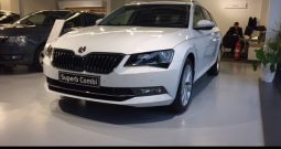 Voitures neuves Skoda Superb Combi automatique