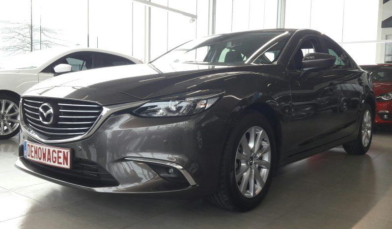 Directiewagens Mazda 6 sedan manueel
