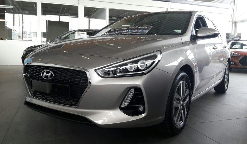 Nieuwe wagens Hyundai i30 5d automaat