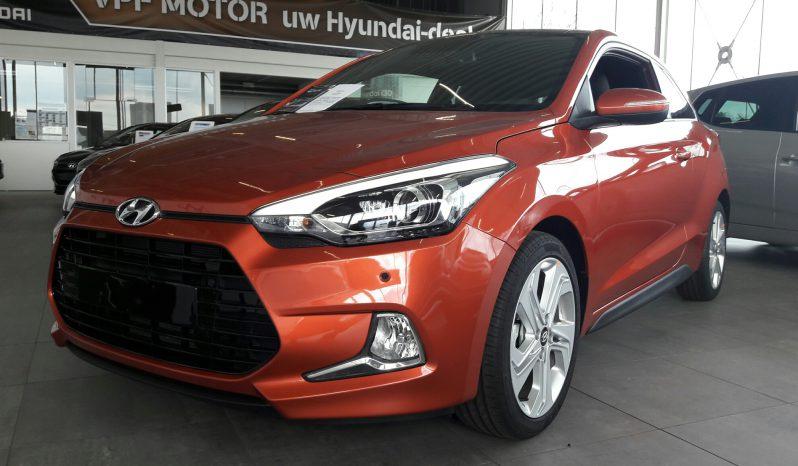 Nieuwe wagens Hyundai i20 3d manueel