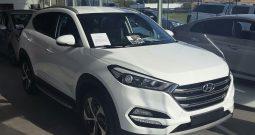 Nieuwe wagens Hyundai Tuscon manueel